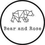 Bear and Rose