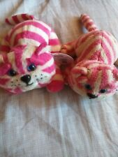 Bagpuss soft toy x2