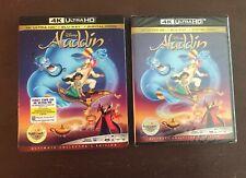 Aladdin (1992) 4k Ultra HD + Blu-ray + Digital