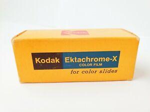 120 Film Kodak Ektachrome-X For Color Slides. Expired Aug.1975. Free Shipping