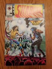 ShadowMan featuring Aerosmith  #19 comic book (Nov 1993)  Valiant Comics