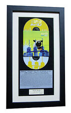 THE ORB Live 93 CLASSIC CD Album GALLERY QUALITY FRAMED+EXPRESS GLOBAL SHIP
