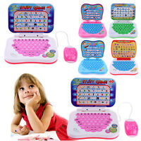 Kids Children Baby Early Education Machine Language Learning Computer Puzzle Toy
