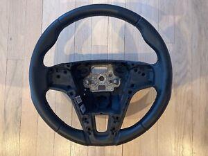 genuine volvo s60 s80 xc70 xc60 steering wheel leather BLACK 2016