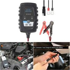 Intelligent 12V Motorcycle Motorbike Battery Charger Automatic Smart Trickle EU