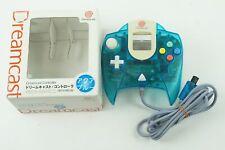 Sega Dreamcast Aqua Blue Controller DC Box From Japan