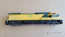 Athearn HO North Western C44-9W powered loco #8606