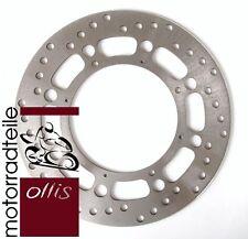 EBC Front Brake rotor/Disk/Disc-Honda XR 600 R -' 85 -'90-Stainless Steel