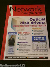 NETWORK COMPUTING - V3 # 3 - OPTICAL DISK DRIVES - MARCH 1994