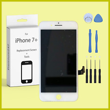 For iPhone 7 Plus Screen Replacement Retina LCD Touch Digitizer Display WHITE