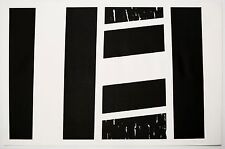 Pierre Clerk: Untitled, 1972. Signed, Numbered, Black and White, Fine Art Print.
