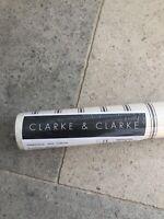 clarke and clarke Wallpaper Roll