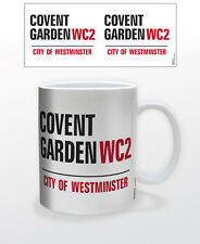 LONDON COVENT GARDEN 11 OZ COFFEE MUG TEA CUP WESTMINSTER MARKETPLACE UK ICONIC!
