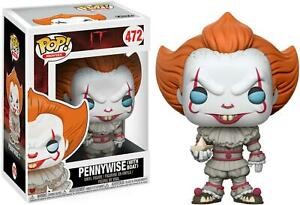 IT - Pennywise with Boat Funko Pop! Animation #472 - New in Box