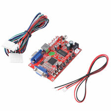 VGA to CGA/CVBS/S-Video HD Converter Board for Arcade Red