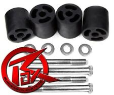 "ROX 97-06 Jeep Wrangler TJ 3"" Front Rear Bump Stop Extender Kit 2WD 4WD"