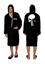 Marvel The Punisher Hooded Dressing Gown Robe