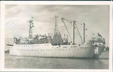 Russia persei at shoreham 1969 ship photo