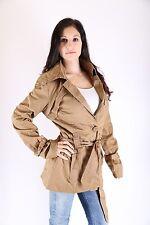 Vero Moda Damen Trenchcoat Jacke Memphis Short Größe M dark sand *only sexy*