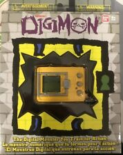Bandai Digimon Digivice Virtual Pet Monster - Yellow (41854)
