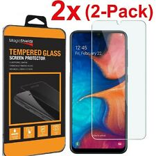 [2-Pack] Tempered Glass Screen Protector for Samsung Galaxy A20 A30 A40 A50 A80