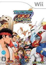 Used Wii Tatsunoko vs Capcom Ultimate Nintendo JAPAN JP JAPANESE JAPONAIS IMPORT