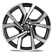 Set 4 Cerchi in lega per Volkswagen Golf 5 6 7 Passat Tiguan T-Roc da 17 nuovi