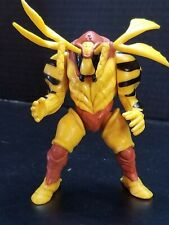 "Stinger Shooting Grumble Bee Complete Evil Space Aliens 5"" Power Rangers MMPR"