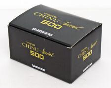 Shimano Titanos Chinu Special 500 Baitcasting Reel 4969363011657