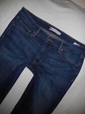 Levis midrise skinny Jeans Sz 16 M stretch denim 34x29.5 Womens  #4