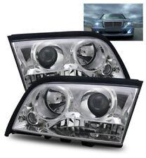 Fit 94-00 Mercedes Benz W202 C220/C230/C280/C36/C43 Projector Headlights (4 Pin)