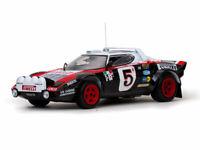 SUNSTAR 4561 LANCIA STRATOS HF model car Bacchelli Bernacchini M Carlo 1978 1:18