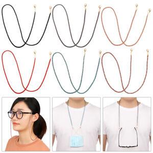Face Mask Lanyard Glasses Lanyard Mask Holder Strap Eyewear Chain Necklace