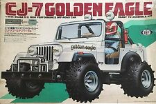 NIB ORIGINAL VINTAGE (1985) MARUI CJ-7 GOLDEN EAGLE JEEP! V.RARE & V.HTF! $ALE!!
