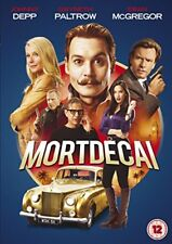 Mortdecai [DVD] [2015] [DVD][Region 2]