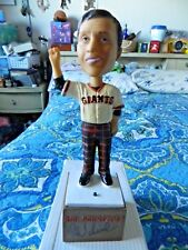 Rob Schneider San Francisco Giants Signed Talking Bobblehead