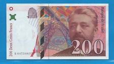 Gertbrolen  200 Francs EIFFEL Type 1996 Billet B047598357