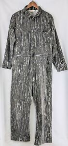 Vintage Walls Realtree Jumpsuit Coveralls Mens Size Large Camouflage Camo