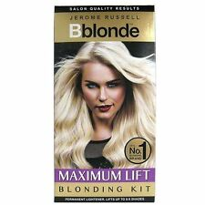 Jerome Russell B-Blonde Permanent Blonding Kit Maximum Lift