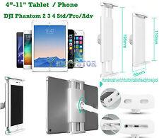 """4-11"""" Tablet Phone Holder Mount Bracket  For DJI Phantom 2 4 3 Standard Pro/Adv"""