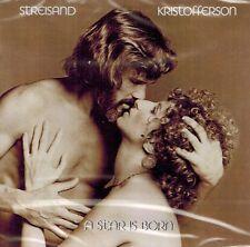 MUSIK-CD NEU/OVP - Barbra Streisand & Kris Kristofferson - A Star Is Born