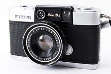 Excellent Olympus Pen D2 Half Frame Film Camera F.Zuiko 32mm f/1.9 from Japan