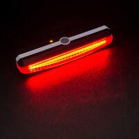 26 LED Rechargeable en USB Vélo Arrière De Queue signal lumineux sécurité Lampe