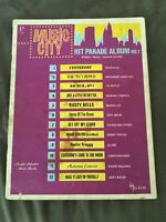 VINTAGE MUSIC CITY POPULAR HIT PARADE ALBUM NO. 1 SONG BOOK/SHEET MUSIC