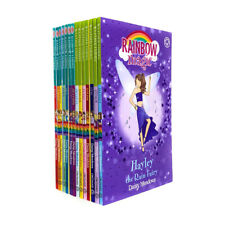 Rainbow Magic Series 1 and 2 Colour & Weather Fairies Collection 14 Books Set