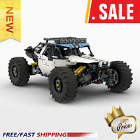4WD RC Buggy for MOC 19517 Building Blocks Toy Kit DIY Educational Kids Birthday