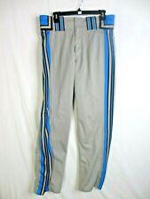Boombah Gray/Blue Baseball Sports Pants Mens Size 36
