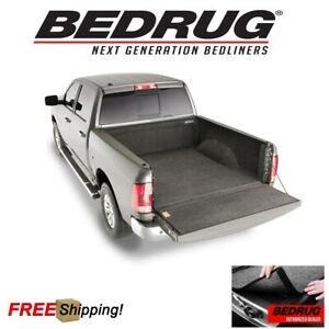 New BedRug BRT19CCK Bed Carpet Liner Fits 2019-2021 Ram 1500 5.7' Bed W/O Rambox