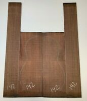 GUITAR CLASSICAL BACK AND SIDE ROSEWOOD SET AAAA142  LUTHIER TONEWOOD BOOK MATCH