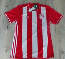 Olympiakos Piräus Trikot in rot weis - 4 Sterne - Größe XL - von Adidas